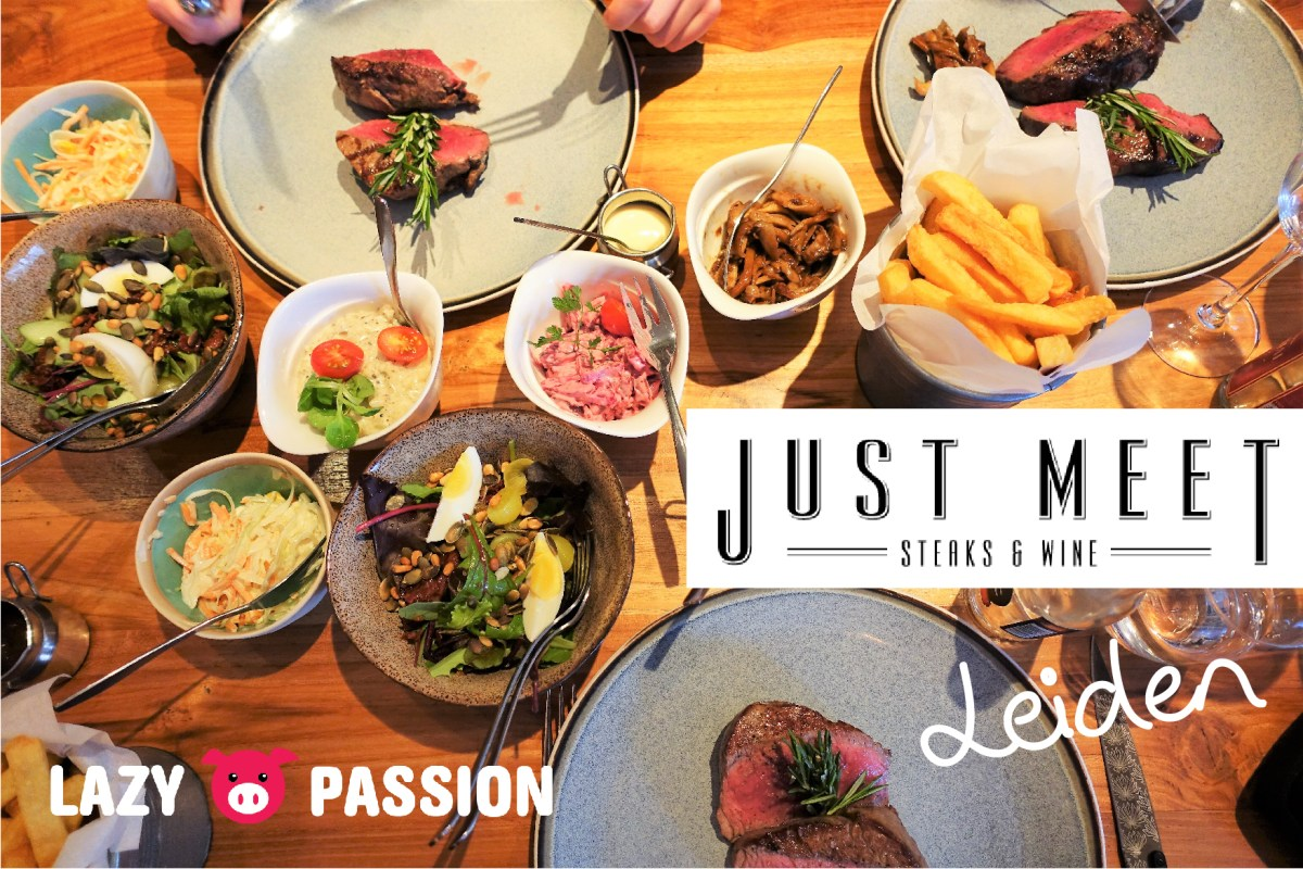 Just Meet ~ meat heaven in Leiden